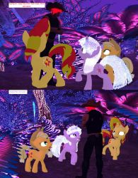 My Little Pony - Alien Planet Glise 14 [Poser] by Naduron0