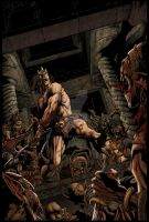 Kull The Conqueror by Maiolo