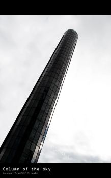 Column of the sky by Freq245