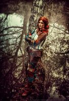 Triss (The Witcher 2) (4) by VirdaSeitr