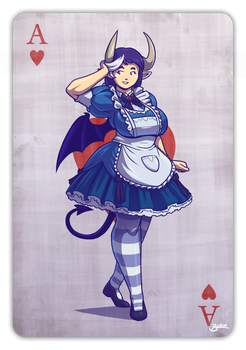 Jezel in Wonderland by Blazbaros