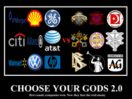 Choose your Gods 2 by Sc1r0n