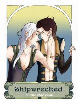 Shipwrecked Cover by YumeNouveau