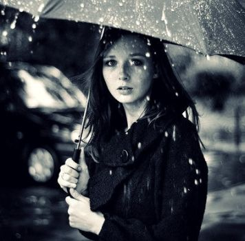 Beauty In The Rain by AllAboutFashion