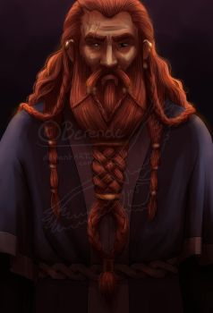 Dwarf Lord by Berende