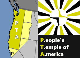The People's Temple of America by deviantsock