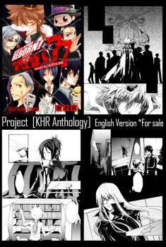 Vongola 77 Pre-order by kaokmchan