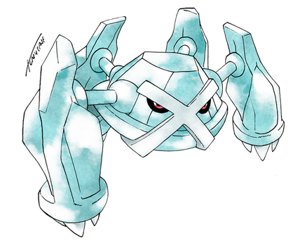 Metagross - Old S. Style + Youtube Link by Tomycase