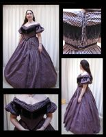 CW Ball Gown 2008 by WandererRiha