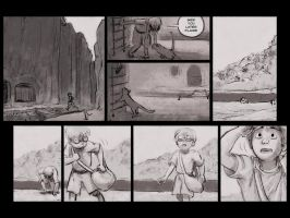 Myst: The Book of Atrus Comic - Page 38 by larkinheather