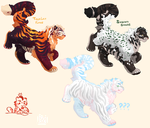 tiger friends OTA [Closed] by Wereprincex