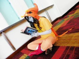 Vriska: Read Mindfangs Journal by Pretty-Punisher