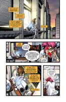 Rocket Girl Sample Page 1 by Tentopet