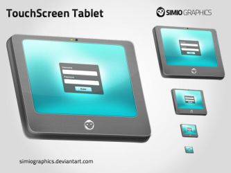 TouchScreen Icon by simiographics