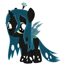 Filly Chrysalis by SundownGlisten