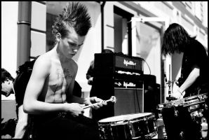 Punks Are Dead. But They're Growing Back by Helkathon