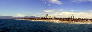 Santa Monica Beach by nature-is-lovely