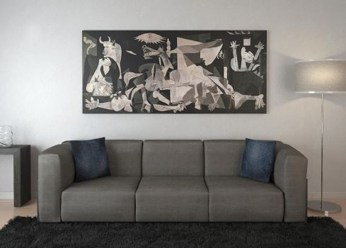 Sofa Room by Th4d