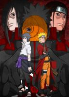 Naruto: The Destiny by dannex009
