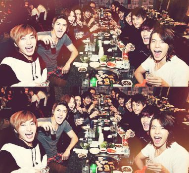 Super Junior by iwanttobekorean