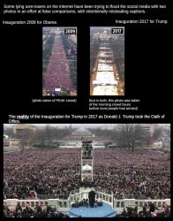 Reality of the Trump Inauguration by OnlyTheGhosts