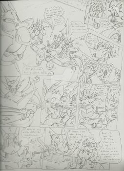 DZ: Victory at Any Cost pg 6 by BlueIke