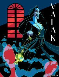 VALAK by Candys-Killer