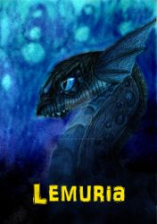 Lemuria Cover by NigeltheTaniwha