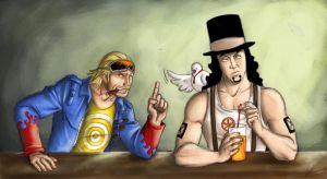 One Piece - Water 7 memories by Dailan