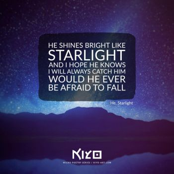 He, Starlight by Kiyo-Poetry