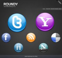 Roundy by kyo-tux