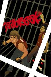 The Warriors: Jailbreak cover by gatchatom