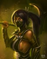 Mark of the Assassin by RyoTazi