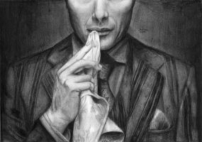 Hannibal by Aoiven