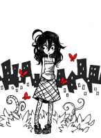 Goth Girl 2013 by Jump-Button