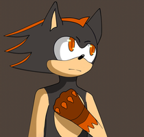 (Birthday Gift)  Ember the Hedgehog by Tabby010