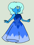 Adopt me- Queenly Sapphire (open) by ShadowMew-Adoptables