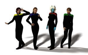 STO Uniform - Now In Colour by DopiusFishius