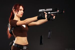 Legend Lara Croft - studio11 by TanyaCroft