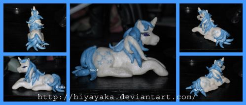 Sculpture - MLP Majesty by Sootness