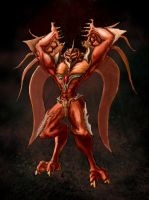 The Demon Lord by charmcharm