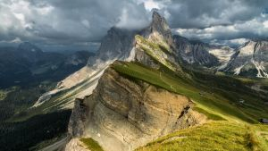 Dolomites pt. II by TheChosenPesssimist