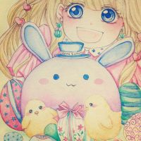 Happy Easter by marvi92