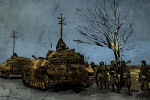 Jagdpanzer IV by Fisher22