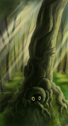 Forest by PardalisStrix