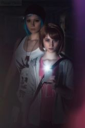 Max and Chloe by Songbird-cosplay