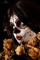 Sugar Skull-3 by Elisanth