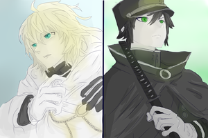 Seraph of the End by Mizzzen