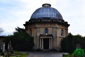 The Mortuary Dome by Idraemir