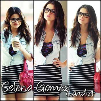 Candid Selena Gomez by photopacks-png